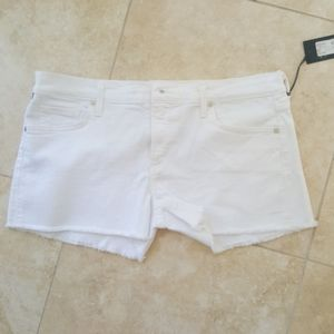 Citizens of Humanity Ava cut off short size 32